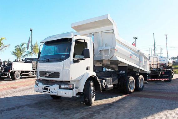 Vm 260 6x4 2009 Caçamba 12m³ = Cargo 2629 Mb 2727