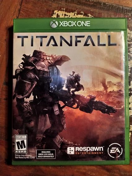 Titanfall Semi Novo Xbox One