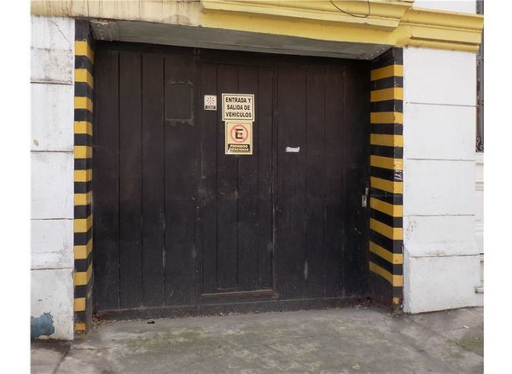 Deposito/local En Alquiler Barracas