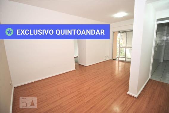 Apartamento No 3º Andar Com 2 Dormitórios E 1 Garagem - Id: 892949065 - 249065