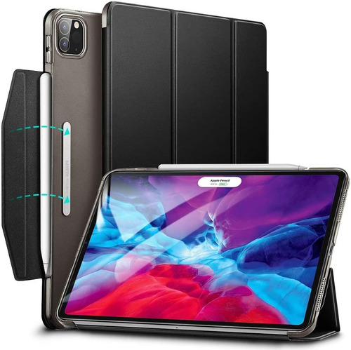 Capa Capinha iPad Pro 12.9 2020 Esr Trifold C/suporte Caneta