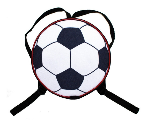 Mochila Dulcero En Forma De Balón Futbol Personalizados