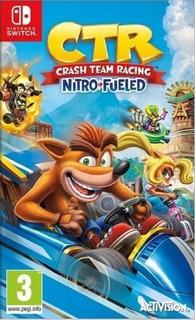 Crash Team Racing Nitro Fueled Ctr Nintendo Switch Fisico