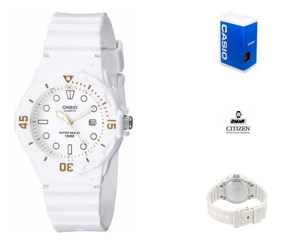 Reloj Casio Quartz Lrw200 Mujer Correa *watchsalas* Full