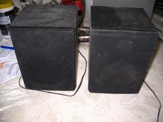 Parlantes Bafles Speaker System Minicompoentes 3w Imput Impe