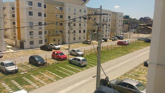 Apartamento Em Nova Cidade, São Gonçalo/rj De 52m² 2 Quartos À Venda Por R$ 160.000,00 - Ap212527