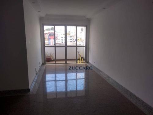 Apartamento À Venda, 110 M² Por R$ 480.000,00 - Centro - Guarulhos/sp - Ap15433