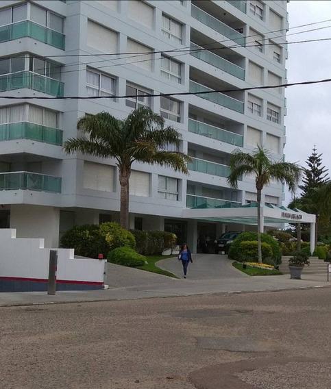 Departamento Edificio Palm Beach Parada 7 Mansa Servicios