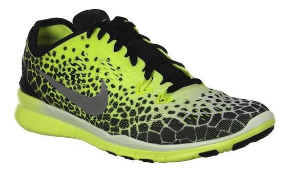 Tenis Nike Free 5.0 Para Dama 704695-010 - Envío Incluido