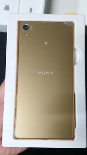 Sony Xperia Z5 Premium 4k Dorado 32gb/3ram (nuevo) Liberado