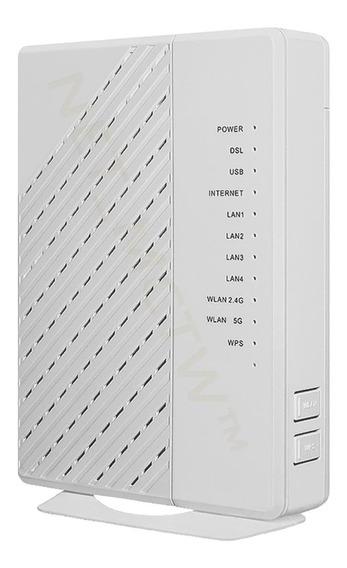 Modem Router Zyxel Wi Fi Dual Band 2.4+5.8 Gz + Usb3g + Ewan