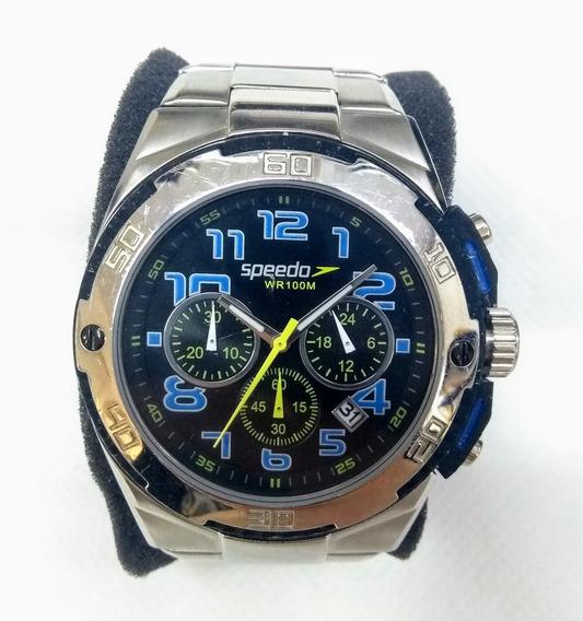 Relógio Masculino Speedo 24835g0egna2 Prata - Leia O Anúncio