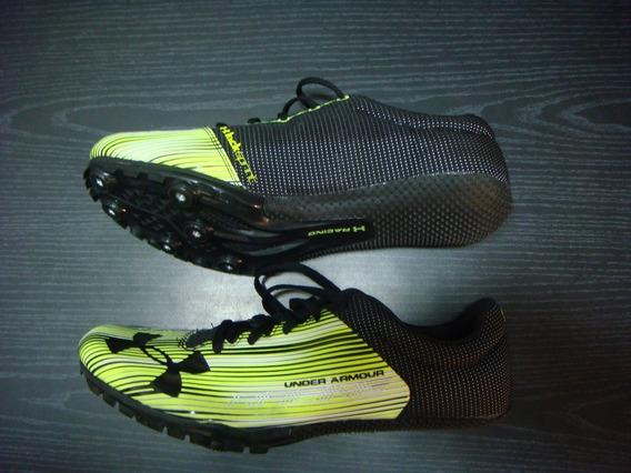 Clavos Zapatillas Atletismo Under Armour Talle 12 De Usa