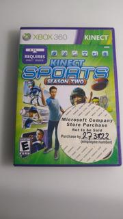 Kinect Sports 2da Temporada Xbox 360 Lenny Star Games