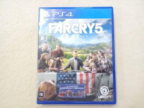 Jogo Far Cry 5 Ps4 Original