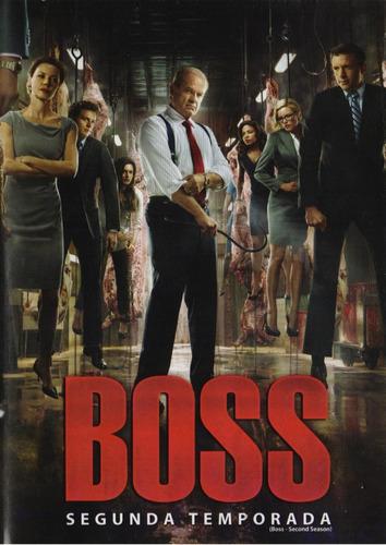 Boss Segunda Temporada 2 Dos Dvd