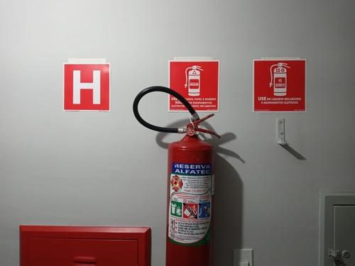 Imagem 1 de 5 de Sinalização De Emergência
