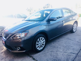 Nissan Sentra Advance Cvt 2017
