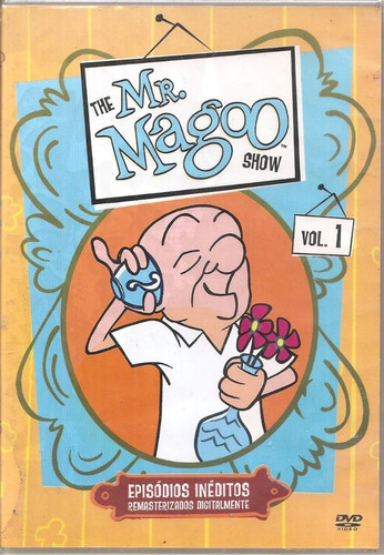 Dvd The Mr. Magoo Show Vol. 1