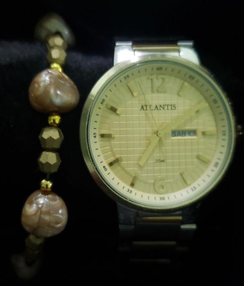 Relógio Feminino Atlantis Classic