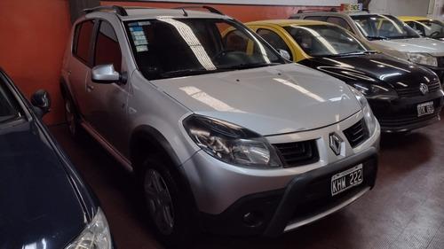 Renault Sandero Stepway 2011 $670 Mil + 12 Ctas Fijas 12.500