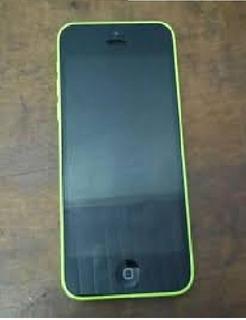 iPhone 5c Amarelho 16g Desbloqueado