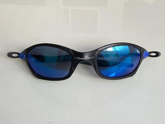 Óculos Juliet Double Xx Lente Azul
