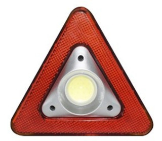 Baliza Linterna Portatil Led Recargable Usb Y Solar