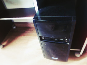 Pc Gamer I3 ,6gb ,windows 8 + Monitor 1360x768 @60hrz