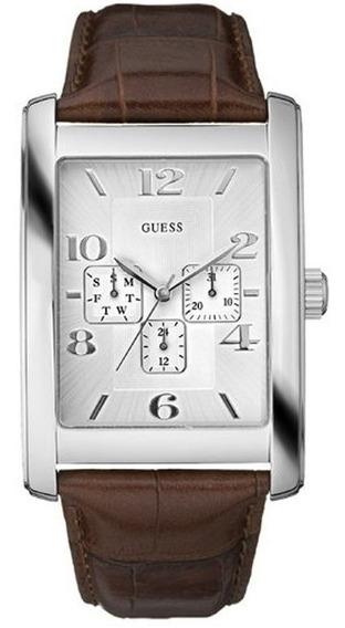 Relógio Masculino Guess W10545g2 Aço Japan