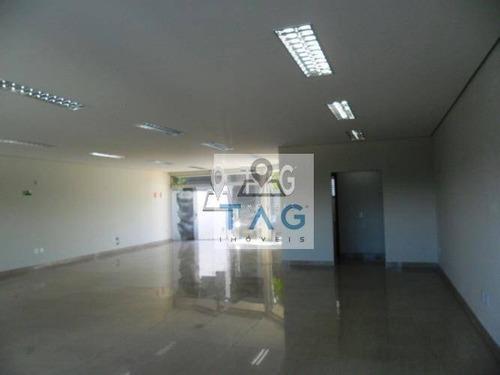 Imagem 1 de 14 de Salão Comercial À Venda No Santa Cecília Em Paulínia/sp. - Sa0006