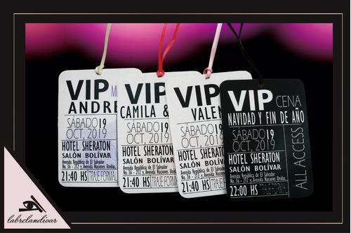 Invitación Vip