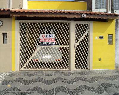 Aluga-se Casa 2 Dormitórios Próxima A Escola, Supermercados Dia, Coop, Av. São Paulo, Em Sorocaba, Reformada, Bairro Cruzeiro Do Sul, Além Ponte. - Ca00979 - 33337667