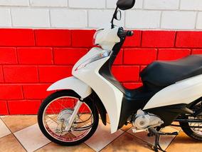 Honda Biz 110 I - 2018 - Financiamos - Km 9.900