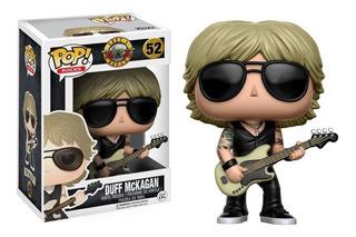 Muñeco Duff Mckagan Guns N Roses Funko Importado Nuevo!!