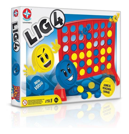 Jogo Lig 4 - Estrela Estrela