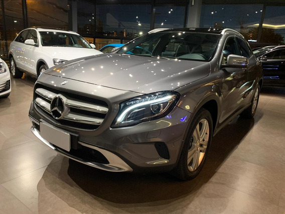 Mercedes Benz Gla250 Enduro 2.0 Turbo