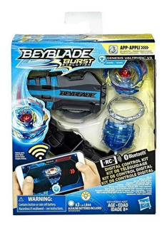 Beyblade Burst Evolution Control Digital Genesis Valtryek V3