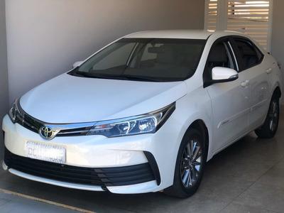 Toyota Corolla 1.8 16v Gli Upper Flex Multi-drive 4p 2019