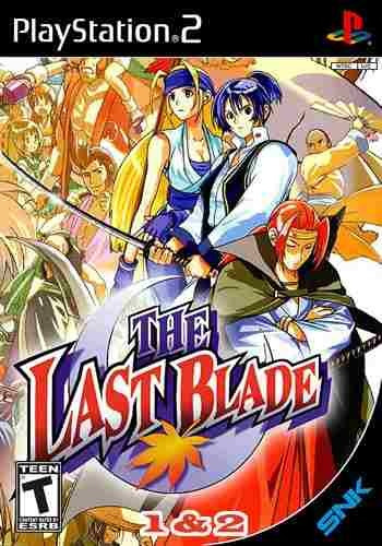 The Last Blade 1 & 2 - Ps2 Patch Fte Unic