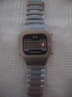 Cronografo Digital Exaquartz (no Omega Longines Seiko)