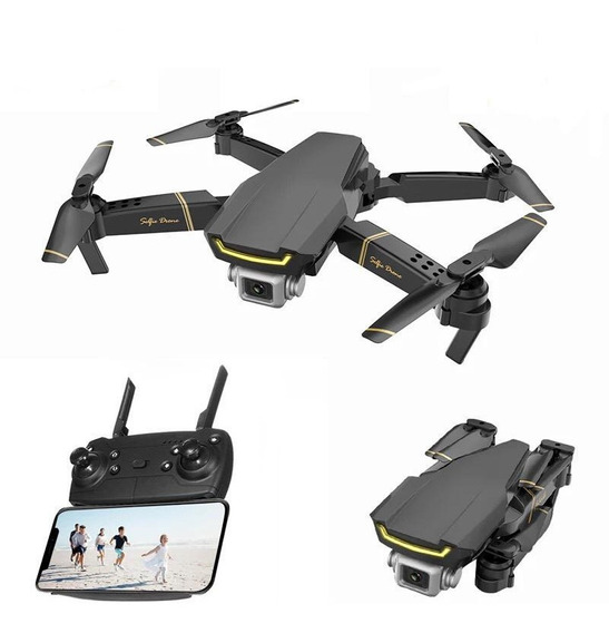 Drone Global Gw89 + 1 Bateria