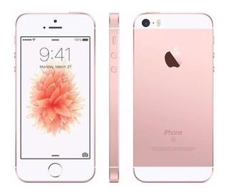 iPhone Se 16gb Original Desbloqueado Capa Película Gratis