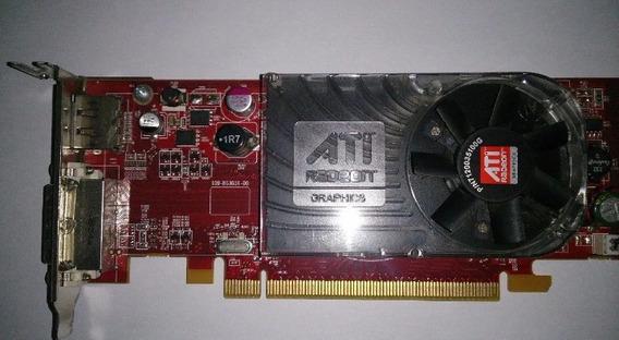 Placa De Video Pci-ati Radeon Hd256 Mb