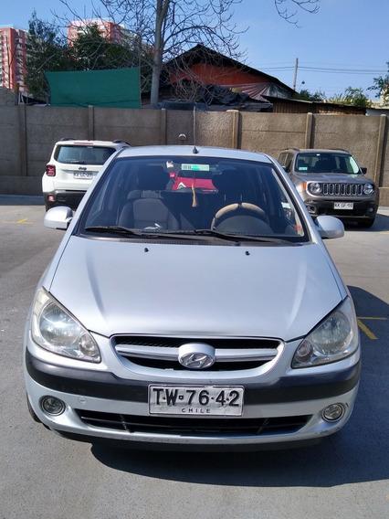 Hyundai Getz Motor 1.4