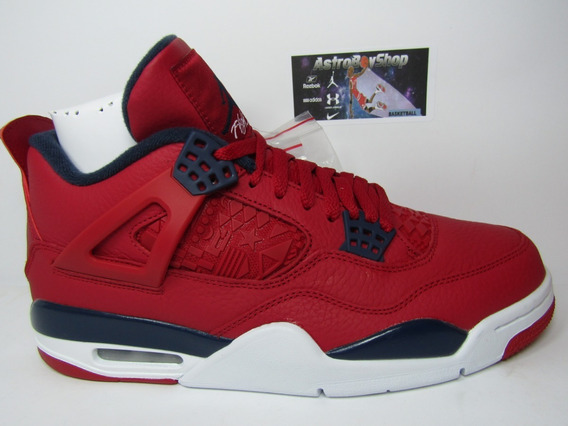 Air Jordan Iv Fiba Games Gym Red (28 Mex) Astroboyshop