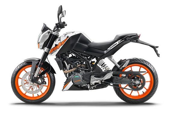 Moto Ktm Duke 200 Naked Calle Street Financiamiento 0km