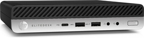 Computador Cpu Hp Elitedesk 800g3 I5 7ger 4gb 256ssd Barato