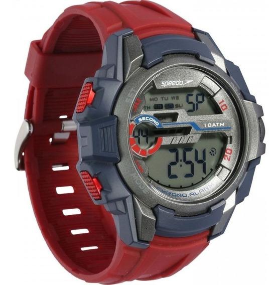 Relógio Speedo Masculino Esportivo Digital 65090g0evnp4