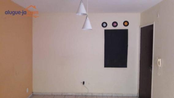 Apartamento Com 2 Dormitórios À Venda, 55 M² Por R$ 150.000 - Parque Santo Antônio - Jacareí/sp - Ap7906